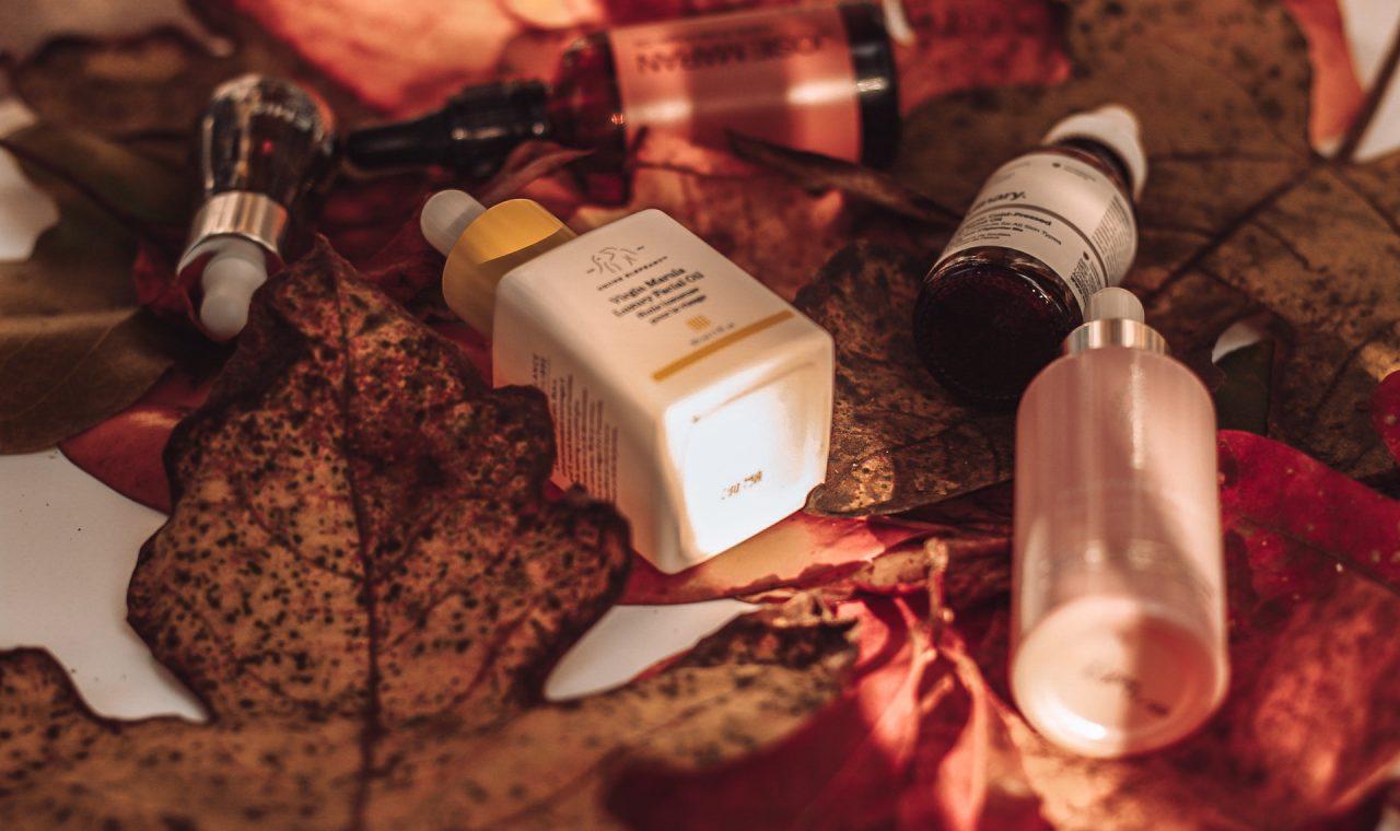facial oils skincare