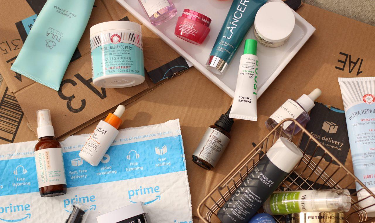 Amazon safe skincare