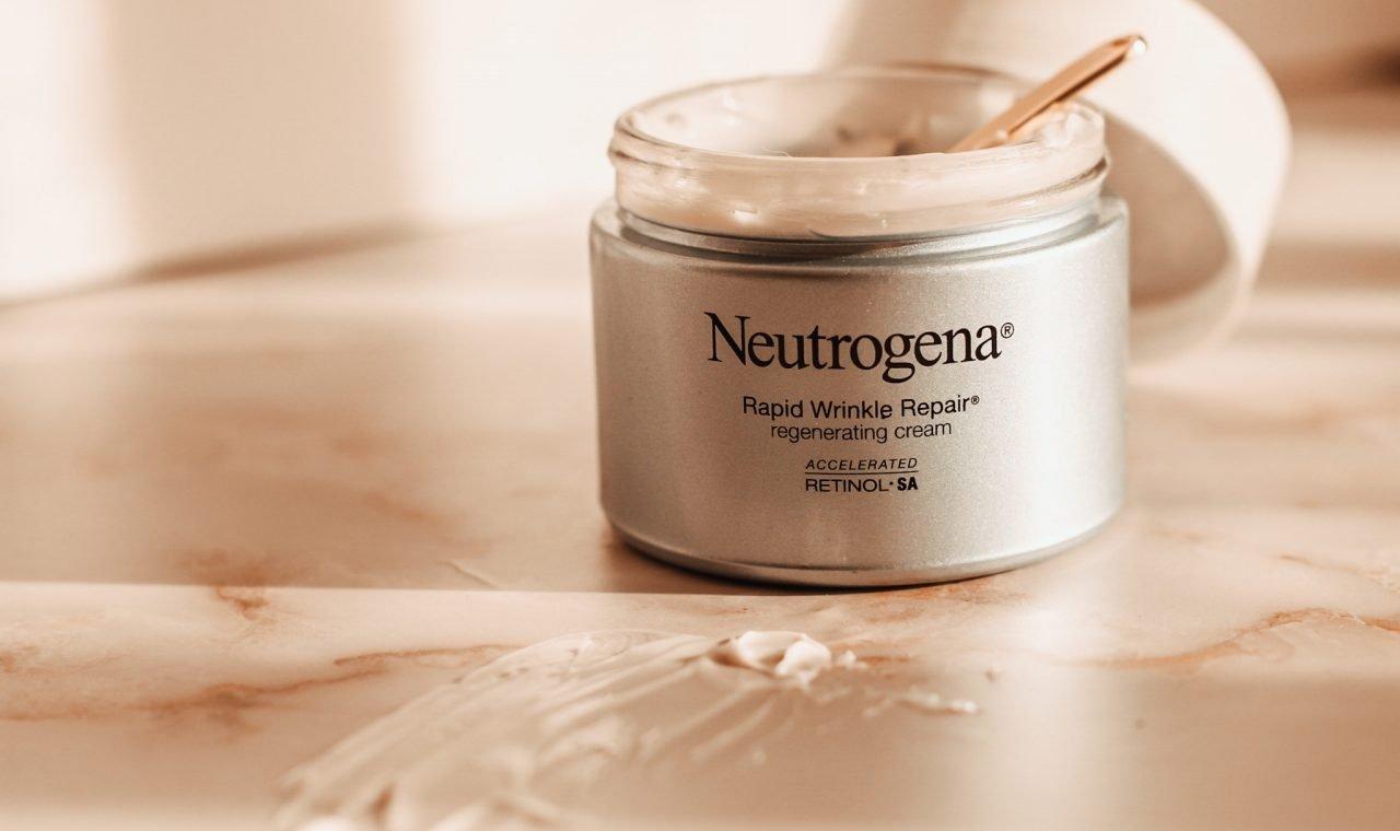 Neutrogena Rapid Wrinkle Repair Cream