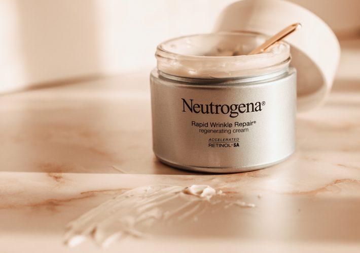 Tested: Neutrogena rapid wrinkle repair cream review